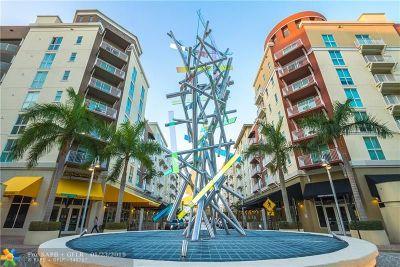 Miami Condo/Townhouse For Sale: 7285 SW 90 St #D210