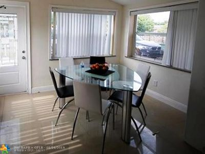 Hollywood Single Family Home For Sale: 2234 Roosevelt St