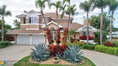 Boca Raton Single Family Home For Sale: 767 NE Harbour Dr