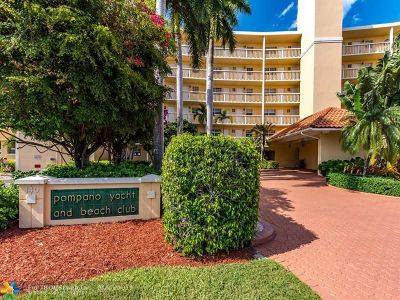 Pompano Beach Condo/Townhouse For Sale: 140 NE 28th Ave #209