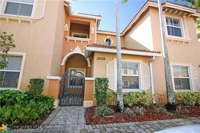 Miramar Condo/Townhouse For Sale: 12236 SW 27th St #1207