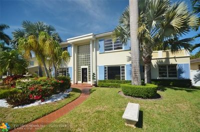 Miami Single Family Home For Sale: 441 W 62nd St