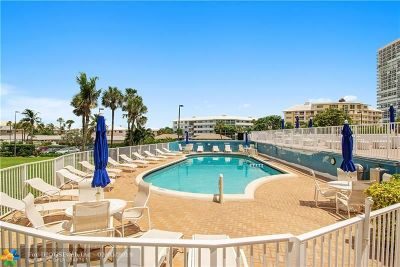 Fort Lauderdale Condo/Townhouse For Sale: 1900 S Ocean Dr #207
