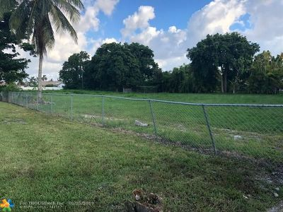 Miami Residential Lots & Land For Sale: 251 SW 127 Ave
