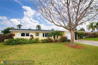 Deerfield Beach Single Family Home For Sale: 912 SE 16th Ct