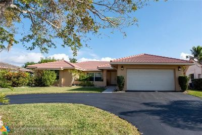 Cypress Run Single Family Home For Sale: 1873 NW 113th Way