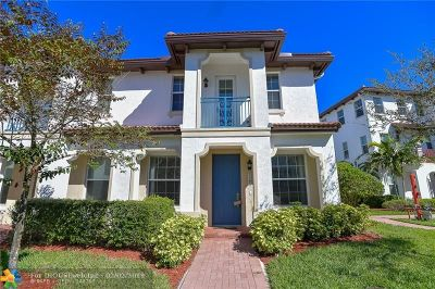 Miramar Condo/Townhouse For Sale: 2568 SW 119th Way