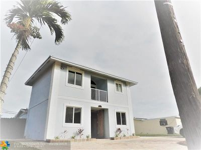 Hollywood Single Family Home For Sale: 7751 Hope St