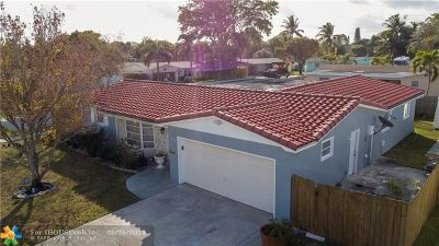Margate Single Family Home Backup Contract-Call LA: 6516 NW 1st Ct