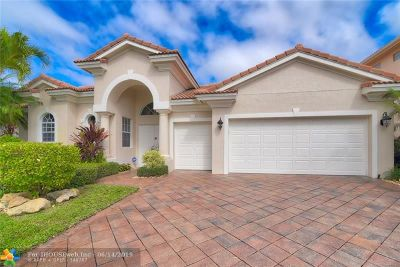 Delray Beach Single Family Home For Sale: 16510 Braeburn Ridge Trl