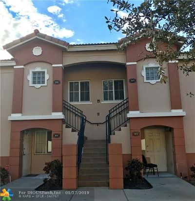 West Palm Beach Condo/Townhouse For Sale: 3750 N Jog Rd #202