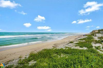 Hillsboro Beach Condo/Townhouse For Sale: 1198 Hillsboro Mile #214
