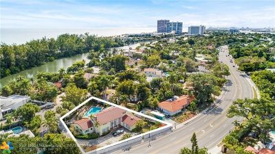 Harbor Beach Residential Lots & Land For Sale: 1235 S Ocean Dr