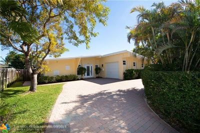 Pompano Beach Single Family Home For Sale: 410 SE 15th Ave