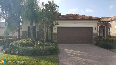 Delray Beach Single Family Home For Sale: 14656 Rapolla Dr