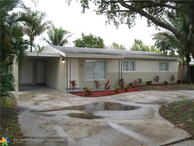 Miramar Single Family Home For Sale: 6851 SW 26th Ct