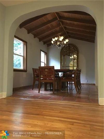 Boca Raton Single Family Home For Sale: 291 E Boca Raton Rd