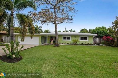 Wilton Manors Single Family Home For Sale: 2624 NW 6th Ave