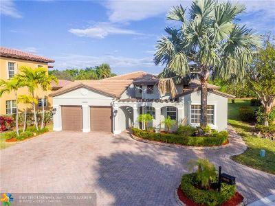 Parkland Single Family Home For Sale: 10949 NW 81st Mnr