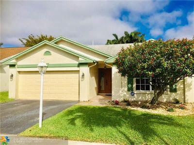 Sunrise Single Family Home Backup Contract-Call LA: 10327 Welleby Isles Ln