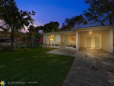 Delray Beach Single Family Home Backup Contract-Call LA: 314 SW 2nd St