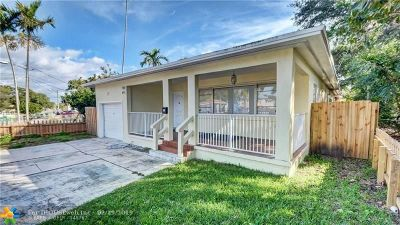 Dania Beach Single Family Home For Sale: 10 NW 7th Ave
