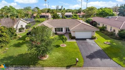 Coral Springs Single Family Home For Sale: 9220 NW 2nd St