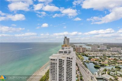 Sunny Isles Beach Condo/Townhouse For Sale: 16699 Collins Ave #4009
