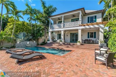Fort Lauderdale Single Family Home For Sale: 700 SE 25th Ave