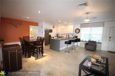 Wilton Manors Single Family Home For Sale: 1920 NE 26th Dr