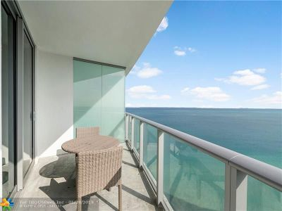 Hollywood Condo/Townhouse For Sale: 4111 S Ocean Dr #3407