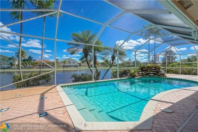 Pembroke Pines Single Family Home Backup Contract-Call LA: 925 NW 201st Ave