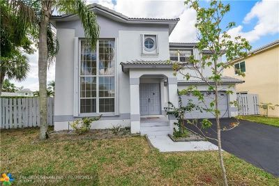 Coconut Creek Single Family Home For Sale: 5501 NW 42nd Ln