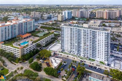 Fort Lauderdale Condo/Townhouse For Sale: 3015 N Ocean Blvd #9E