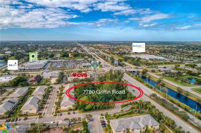 Davie Residential Lots & Land For Sale: 7780 Griffin Rd