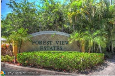 Fort Lauderdale Single Family Home For Sale: 3549 Forest View Cir