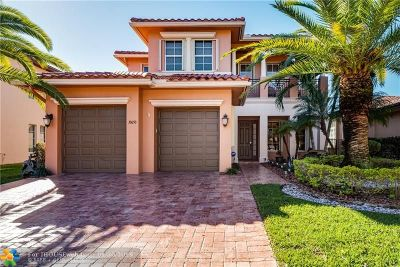 Parkland Single Family Home For Sale: 10650 NW 83rd Ct