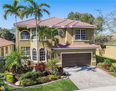 Coral Springs Single Family Home Backup Contract-Call LA: 5866 NW 126th Ter