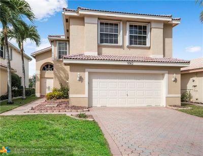 Coral Springs Single Family Home For Sale: 5362 NW 117th Av