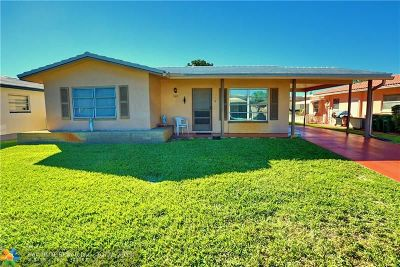 Tamarac Single Family Home For Sale: 5805 NW 86th Ave