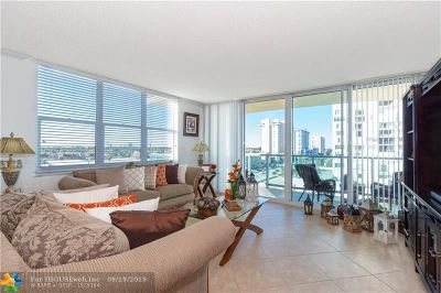 Hollywood Condo/Townhouse For Sale: 2501 S Ocean Dr #536