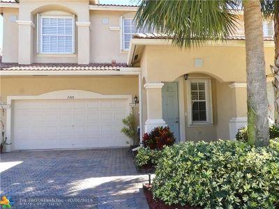 Boca Raton Condo/Townhouse For Sale: 23101 Addison Lakes Cir #23101