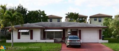 Tamarac Single Family Home For Sale: 5615 NW 50th Ave