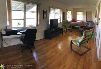 Tamarac Single Family Home For Sale: 4919 NW 48th Ave