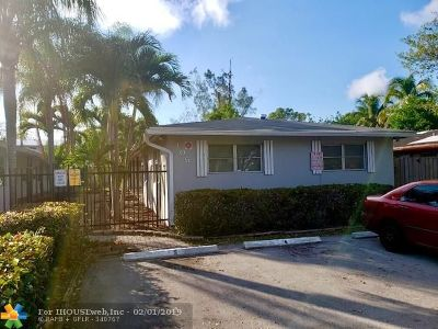 Fort Lauderdale Multi Family Home For Sale: 105 SW 18th Ave