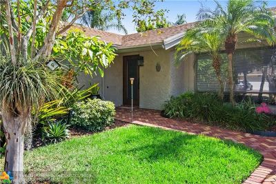 Fort Lauderdale Single Family Home For Sale: 6720 NW 26th Ave