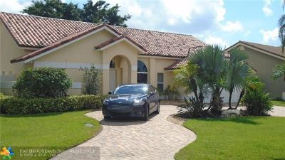 Boca Raton Single Family Home For Sale: 6190 Vista Linda Ln