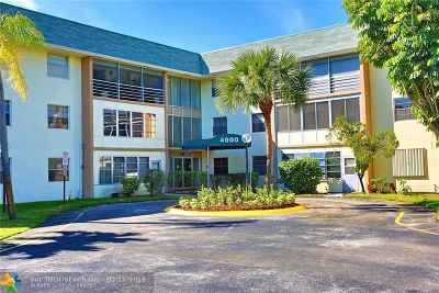 Tamarac Condo/Townhouse For Sale: 4990 E Sabal Palm Blvd #317
