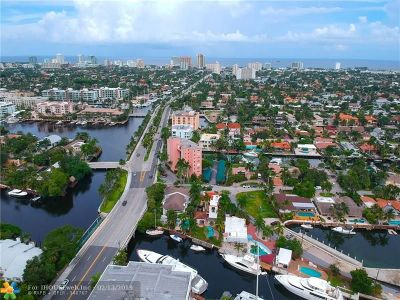 Fort Lauderdale Condo/Townhouse For Sale: 301 Isle Of Capri Dr