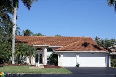 Parkland Single Family Home Backup Contract-Call LA: 9933 NW 64th Ct